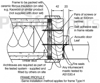 Installation Instructions | Pacific Doors on